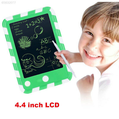 5980 LCD Writing Tablet Notepad Pads 3 Color with Stylus Writing Board 4.4 Inch