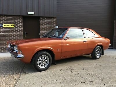 1973 Ford Cortina 2000GT