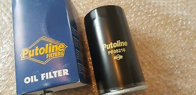 Harley Davidson Fxdc Dynaglide Custom 1992 Black Putoline Engine Oil Filter