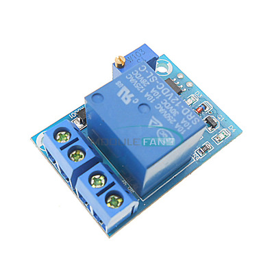 DC 12V Battery Low Voltage Automatic Cut off Switch Controller Protection Module