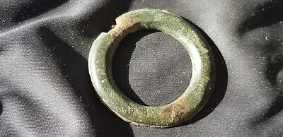VR Indeed Ancient Viking bronze Annular brooch. Please read description. L115a