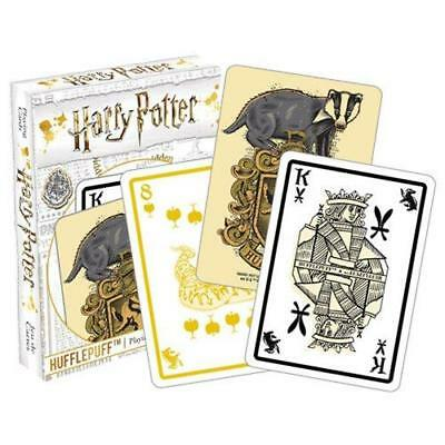 Harry Potter -Hufflepuff Playing Cards Deck Brand New