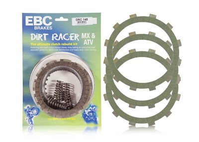 New RM 80 91-01 RM 85 02-11 EBC Clutch Kit Friction Steel Plates Springs DRC25