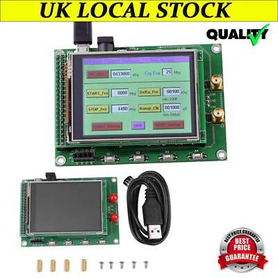 ADF4351 RF Sweep Signal Source Generator Module 35M-4.4G+STM32 TFT LCD HighQ UK