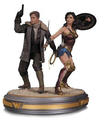 Wonder Woman Movie statuette 1/6 Wonder Woman and Steve Trevor 34 cm 345512