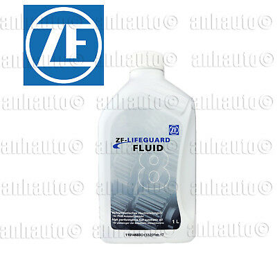 8-LITERS ZF LIFEGUARD 8 Automatic Transmission Fluid