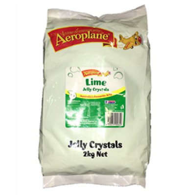 Aeroplane Traditional Lime Jelly 2kg