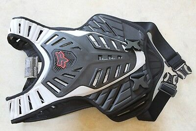 Fox Racing Titan Chest Protector Guard Adult Size Small Motocross ATV MX Offroad