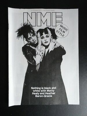 NME - The New Musical Express - Reservoir Dogs, Beck - 20 October 2017
