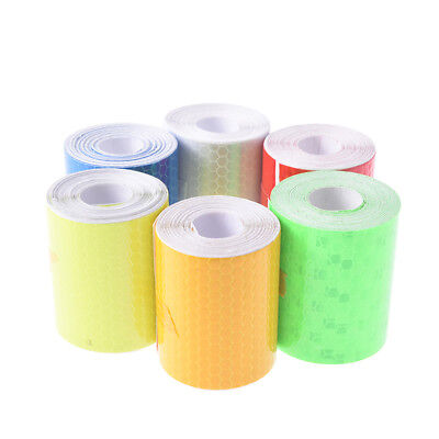 3m car truck reflective safety warning conspicuity roll tape sticker decal Qg
