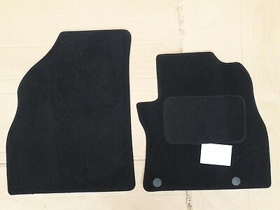 Peugeot Bipper Tailored Carpet Mat Floor Heavy Duty 2008 0N 2 Clips