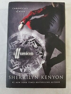 Chronicles Of Nick Illusion Bk 5 By Sherrilyn Kenyon Hardcover