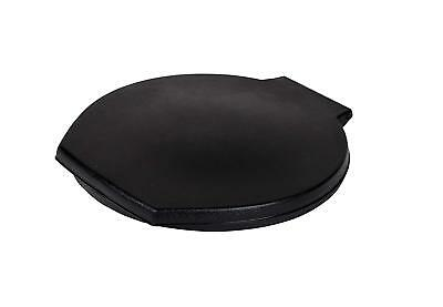 Portable Toilet Seat And Cover Lightweight For Outdoor Camping Boating Travel