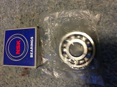Nsk 6303C3 Deep Groove Ball Bearing Single Row Open Pressed Steel Cage