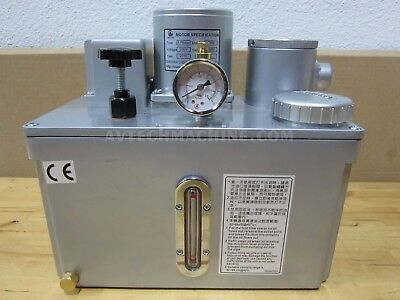 Chen Ying Lubrication Pump CEH-15KG-4L-220V 3 Phase