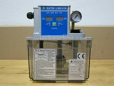 Chen Ying Lubrication Pump CEN04-3L-110V