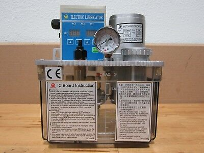 Chen Ying Lubrication Pump CENA-15KG-3L-110V
