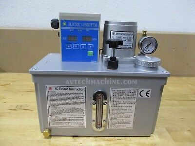 Chen Ying Lubrication Pump CENA-15KG-4L-110V