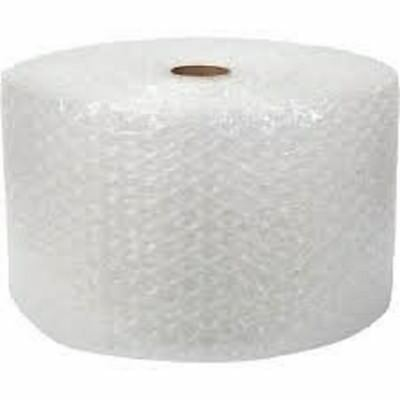 "Small BUBBLE 3/16""- 175 ft x 12"" perforated every 12"" MAXIMUM AIR Wrap Roll"