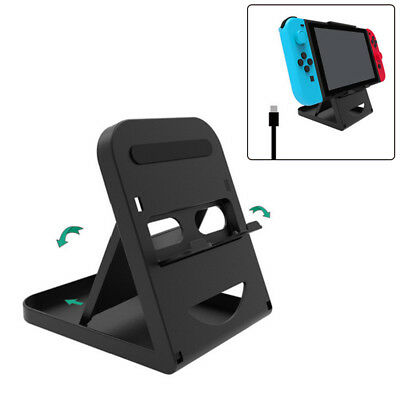 EG_ FM- Game Console Folding Bracket Stand Dock for Nintendo Switch Accessories