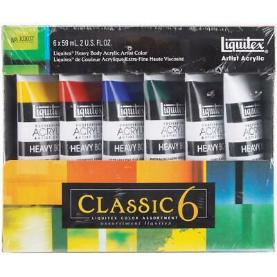 Liquitex Heavy Body Classic Acrylic Paint Set of 12 - on Sale