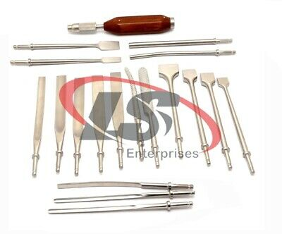 Veterinary Orthopedic Set of 19 PCS High Quality Surgical Instruments