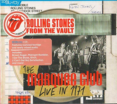 Rolling Stones-From The Vault-Marquee Club Live CD NEUF