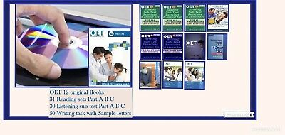 Occupational English Test 2.0 Medicine SUPER BUNDLE 12 BOOKS in PDF + free tests