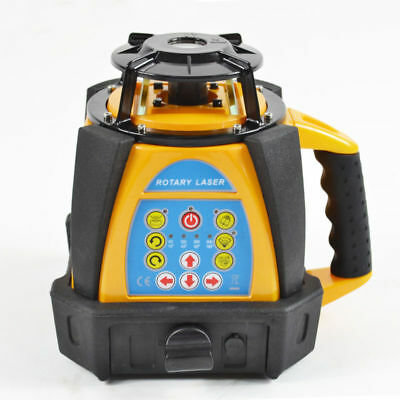500M Rotating Top Quality Range Rotary Laser Self-Leveling High Accuracy Level