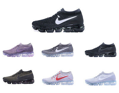 NEW 2018 Mens Vapormax Air Casual Sneakers Running Sports Designer Trainer Shoes