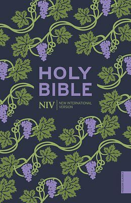 The Holy Bible New International Version Easy-to-Read Layout - FREE DELIVERY!