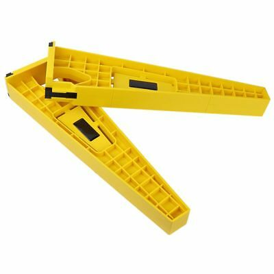 2X Drawer Slide Jig Set Mounting Tool For Cabinet Furniture Extension Cupbo O3C4