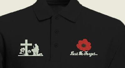 WEST HAM UNITED EMBROIDERED POPPY SCARF LEST WE FORGET.LTD EDITION.FREE POST