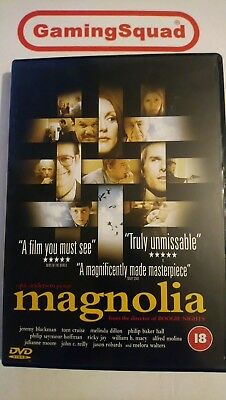 Magnolia DVD, Supplied by Gaming Squad Ltd