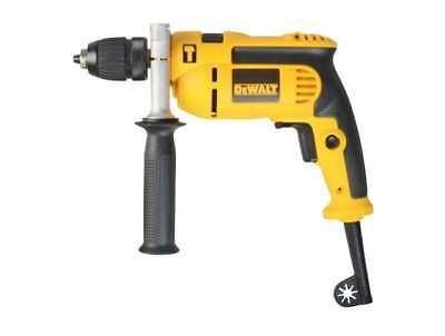 DeWalt 700W Percussion Hammer Drill 13mm Keyless Chuck 240v in Case XMS18HAMMERD