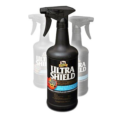 Absorbine Ultrashield Black - 946 Ml - Pulgas Frenos Volar Stallspray Spray