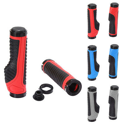 EG_ LK_ Rubber Anti-Slip Mountain Bike XC Racing Bicycle Handlebar Handle Grips