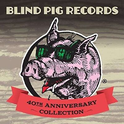 Edward Chmelewski - Blind Pig Records 40th Anniversary Collection