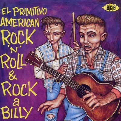 David Young - Primitivo American Rock 'N' Roll & Rockabilly
