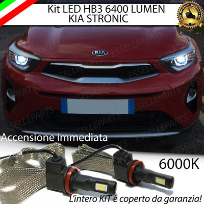 Kit Full Led Kia Stonic Lampade Anabbaglianti Led Hb3 6000K No Error