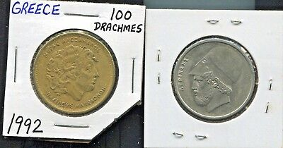 Greece - Two Beautiful Historical Coins, Alexander The Great & Pericles