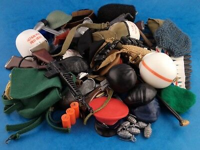 Vintage ACTION MAN Weapons Accessories & Parts / Multi-Listing - Choose Item