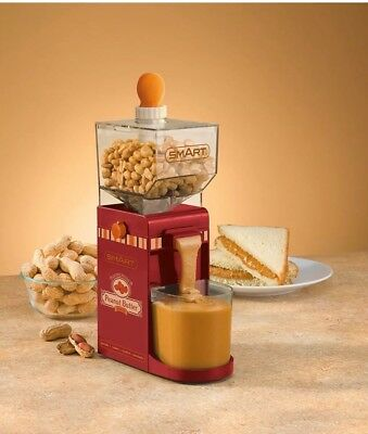 SMART Peanut Butter Maker -BNIB