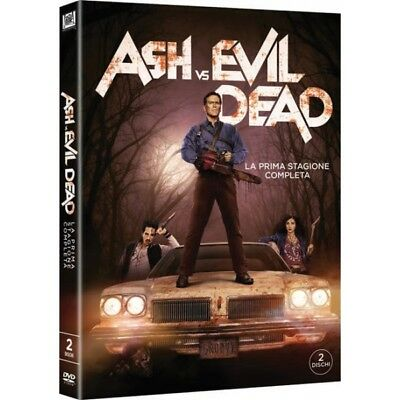 Ash Vs Evil Dead - Stagione 01 (2 Dvd) Serie Tv Dvd Nuovo - 20Th Century-370134