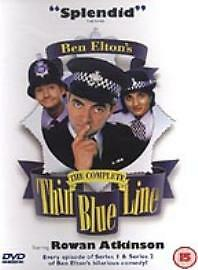 The Thin Blue Line - The Complete Thin Blue Line (DVD, 2001)