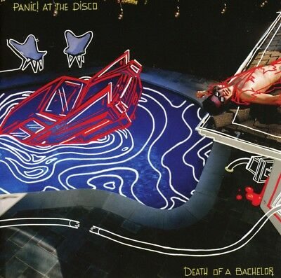 PANIC! AT THE DISCO - Death Of A Bachelor, 1 Audio-CD