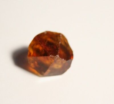 4.35ct Madeira Citrine Crystal - Clean Lapidary / Specimen Rough