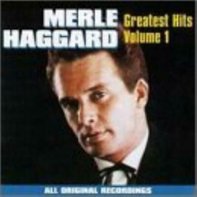 Haggard, Merle : Greatest Hits Volume 1 CD
