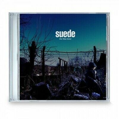 Blue Hour - Suede (2018, CD NEU)