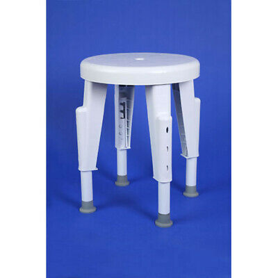 Ableware 727152000 Round Shower Stool